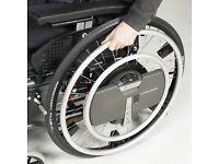 WheelDrive Power Assist Wheelchair Wheels