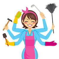 Honest, Reliable European Cleaner - 15 Years of Experience! :)