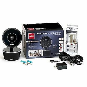 RCA Wifi Camera Security System