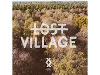 2x Lost Village Festival 2018 Tickets