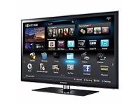 """(Excellent Condition) SAMSUNG UE40D5520 40"""" SMART TV Series 5 Full HD 1080p LED TV + Remote"""