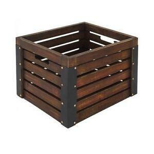 Wooden crate antiques ebay for Where to buy old crates