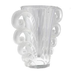 lalique dampierre vase - Lalique Vase