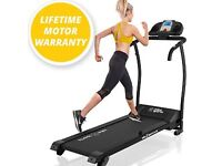 Salus Sports II Treadmill RRP £250 used twice - can deliver at extra cost