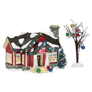 department 56 christmas village house