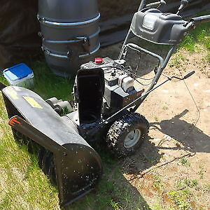 Yardworks snowblower