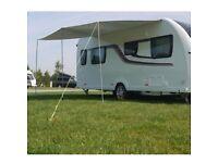 Sunncamp Sunshield, sun shade for caravan.