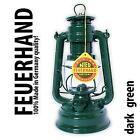 Green Hurricane Lamp