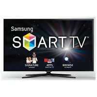 LOT TV SAMSUNG 55`SMART MODEL RECENT LED 120 HZ GARANTIE 24 MOIS