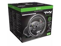 Thrustmaster TMX wheel with stand. Xbox one/PC