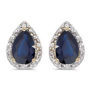14k Shire Diamond Earrings