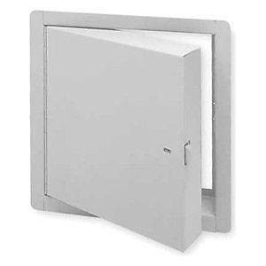 Tough Guy 2VE76 Access Door, Fire Rated, 18 L x 18 In W