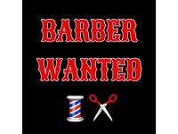 Part time barber required (Morpeth, Northumberland)