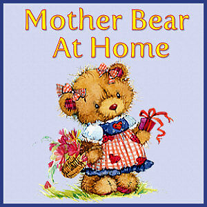 Mother Bear At Home