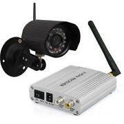 Outdoor Wireless Home Security Camera System