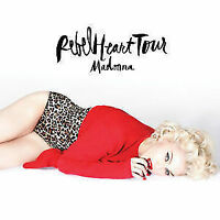 ***MADONNA REBEL HEART TOUR***