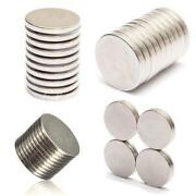 Round Craft Magnets