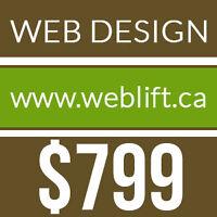 Quality Web Design, Ecommerce, WordPress Website Developer
