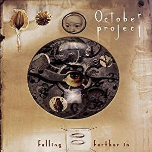 CD Audio, Falling Farther In by October Project ( NEUF)