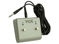 Vox footswitch VF002 - AS NEW