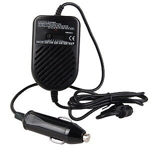 80W Universal Notebook Auto DC Power Adapter w/8 Tips