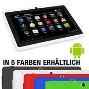 Tablet PC 7'' Zoll Android 2.2
