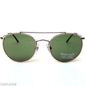1b790fa0801 Ralph Lauren Round Sunglasses