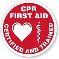 FIRST AID CPR TRAINING CITY WIDE