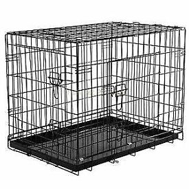 Brand new in box XL dog crate
