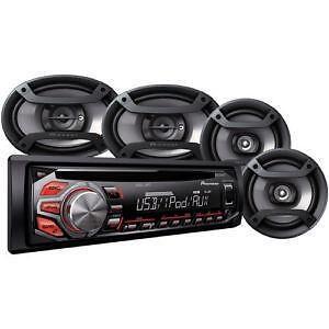 Car Stereos Pioneer Bluetooth Kenwood Ebay