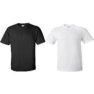 Wholesale Blk and White T-Shirts