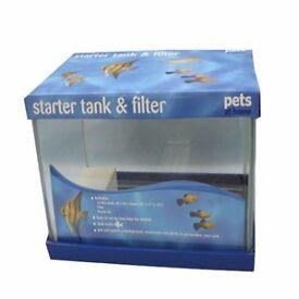 Aquarium Fish Breeding Box Cycles Water In Breeding Box