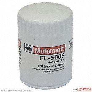 Motorcraft FL500S Oil Filters Case of 12