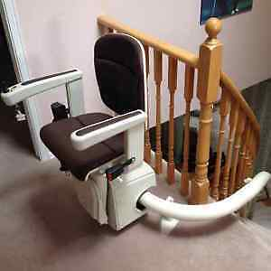 Handicare Stairlift, Rembrandt system, paid $16,500