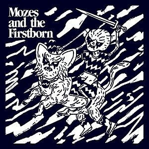 MOZES AND THE FIRSTBORN - MOZES AND THE FIRSTBORN  CD 11 TRACKS GARAGE ROCK NEU