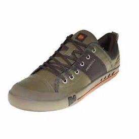 Merrell Rant Evo Trainers in Dark Olive - Size 8 (UK) / 42 (Euro)