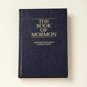 The Book of Mormon- English
