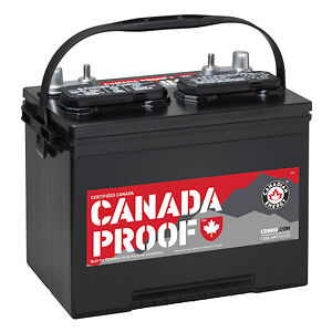 BATTERIES FOR YOUR RV