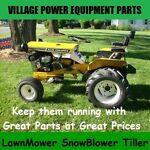 Village Power Equipment Parts