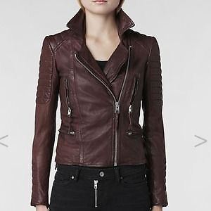 Leather Jacket by Coach Kitchener / Waterloo Kitchener Area image 2