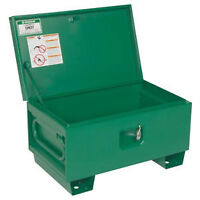 1332 Greenlee Storage Box Made for the trade.