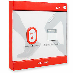 Nike + Apple iPod Sports Kit