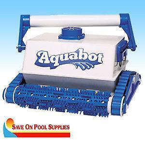 Aquabot Robotic Pool Cleaner Ebay