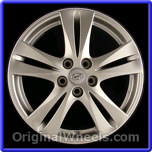 Rims from Hyundai santa fe 2010. 235 60 R18