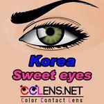 Korea sweet eyes