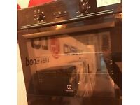 electrolux electric fan oven #7127