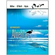 Intermediate Algebra Miller