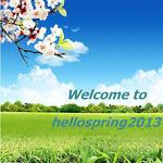 hellospring2013
