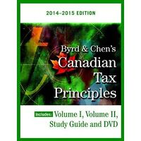 Canadian Tax principles 2014-2015