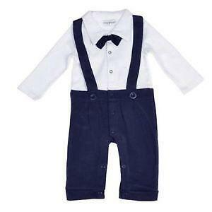 Baby Boy Suit Christening Wedding Clothes Ebay